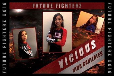 2016 Vida Canizales Cal - Poster