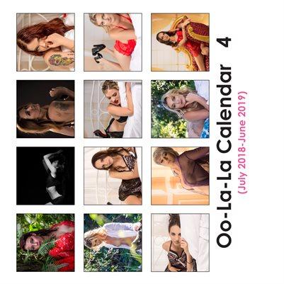 Oo-La-La Calendar 4