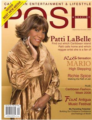 Caribbean Posh September / October 2008