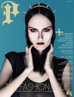Prysm Issue #4: THE FASHION ISSUE
