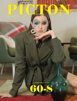 Picton Magazine MARCH  2020 N445 Cover 2