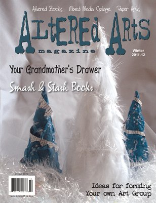 Altered Arts magazine issue 8:4