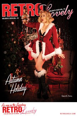 Autumn Holiday  Cover Poster Holidays 2020