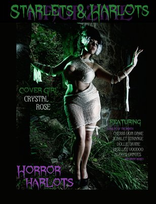 Starlets & Harlots October Double Feature: Horror Harlots pt 1