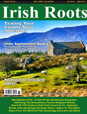 Irish Roots Magazine - Issue No 85