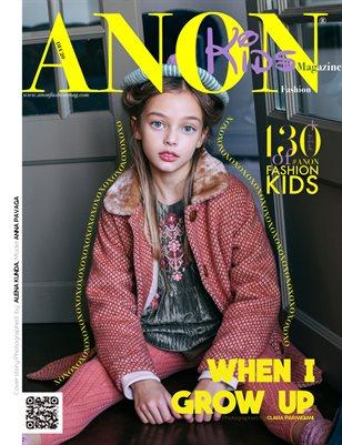 ANON KIDS DEC20 Issue Vol. I