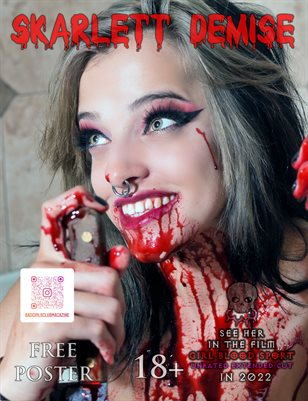 Skarlett Demise Meets Her Demise - Bloody Stripdown | Bad Girls Club