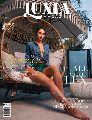 Luxia Magazine | Summer Style | Issue 013