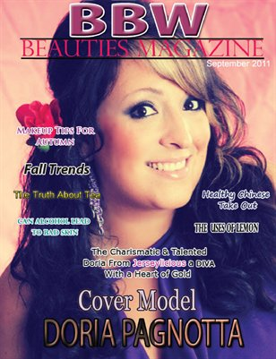 BBW Beauties Magazine September Issue