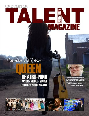 Talent Monthly Magazine March 2014 #1403