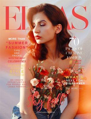 ELLAS Magazine   The August Fashion & Beauty Edition   Vol.6   2021