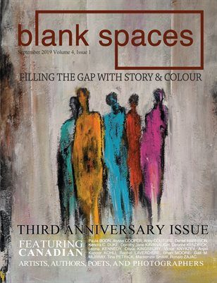 Blank Spaces September 2019