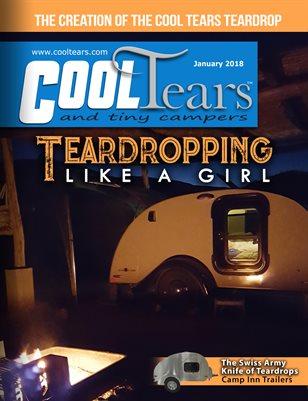 Cool Tears & Tiny Camper Magazine Jan 2018