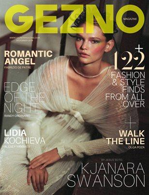 GEZNO Magazine December 2019 Issue #05