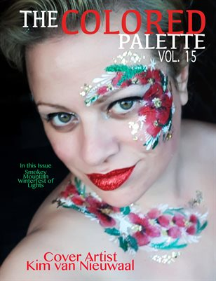 The Colored Palette December/January Issue 15
