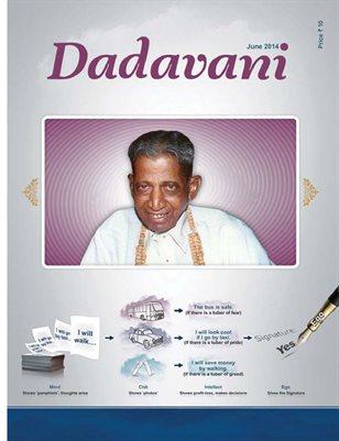 The Signature of the Ego (English Dadavani June-2014)