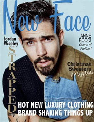 New Face Fashion Magazine - Issue 24, December '18