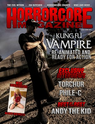 Issue 15 - Kung Fu Vampire