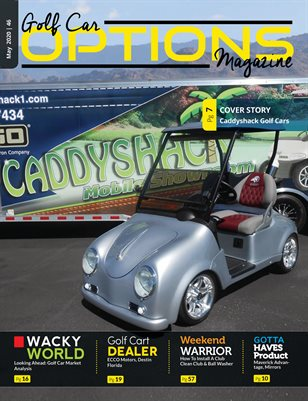 Golf Car Options Magazine - May 2020