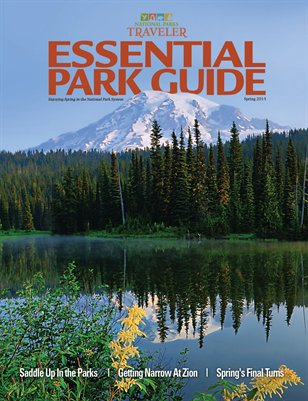 Essential Park Guide, Spring 2015