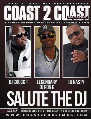 Coast 2 Coast Magazine Issue #42