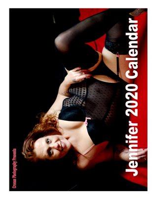 2020 Jen Calendar