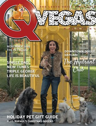 QVegas | The Pet Issue | November 2015