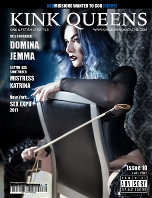 KINK QUEENS MAGAZINE | ISSUE 10 | FALL 2017