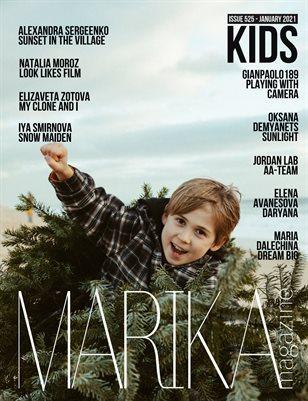 MARIKA MAGAZINE KIDS (ISSUE 525 - January)