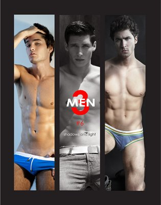 3 MEN issue 6 - Shadows and Light