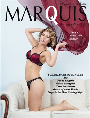 Marquis issue 7 Apr 2019
