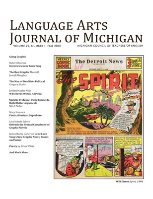 Language Arts Journal of Michigan, 29.1