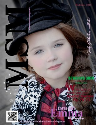 Model Source Magazine Holiday Issue 2016