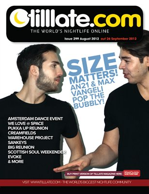 Tilllate Magazine Issue 299