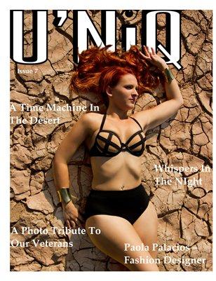 U'NiQ Magazine Issue 7