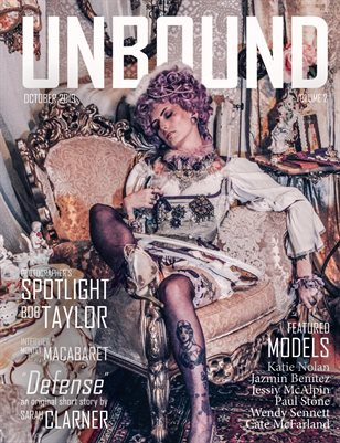 Unbound Magazine Vol. 2 | October 2019