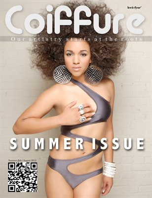 Coiffure Magazine New Summer 2014