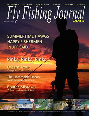 Fly Fishing Journal 2013