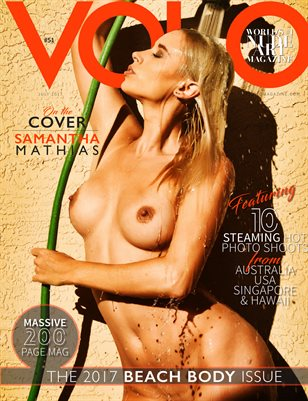VOLO 51 - 2017 Beach Body Issue
