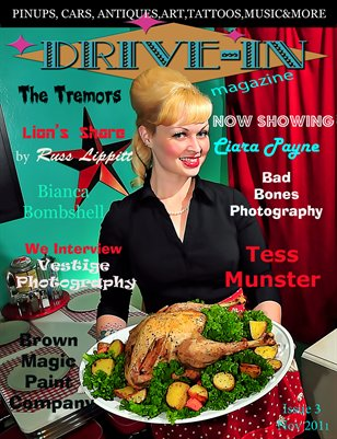 Drive-In Magazine Issue 3