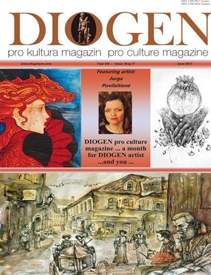 DIOGEN pro art magazine No 77_June 2017