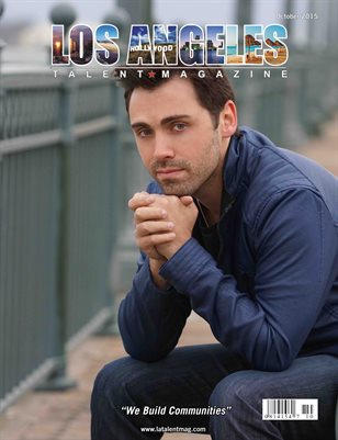 Los Angeles Talent Magazine October 2015 Edition
