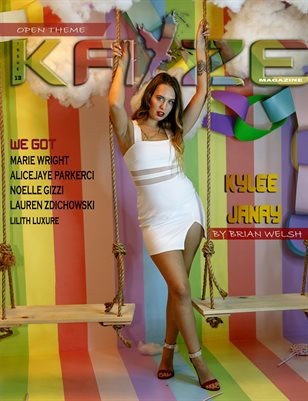 Kayze magazine issue 13 (Kylee janay)