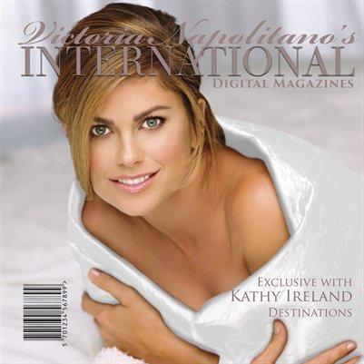 International Digital Magazines with Kathy Ireland