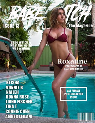 BABE WATCH ISSUE 13 FT. ROXAANE