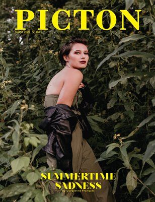 Picton Magazine MARCH  2020 N458 Cover 1