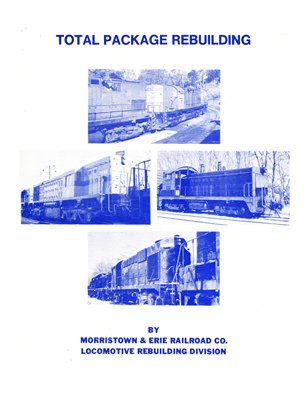National Locomotive Brochure [Reproduction]