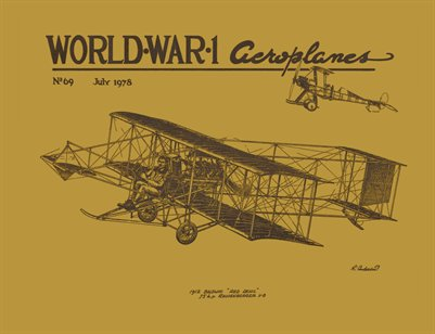 WW1 Aero #69 - July 1978