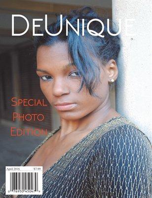 DeUnique Special Photo Edition