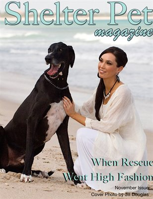 Shelter Pet Magazine- November 2012 Issue